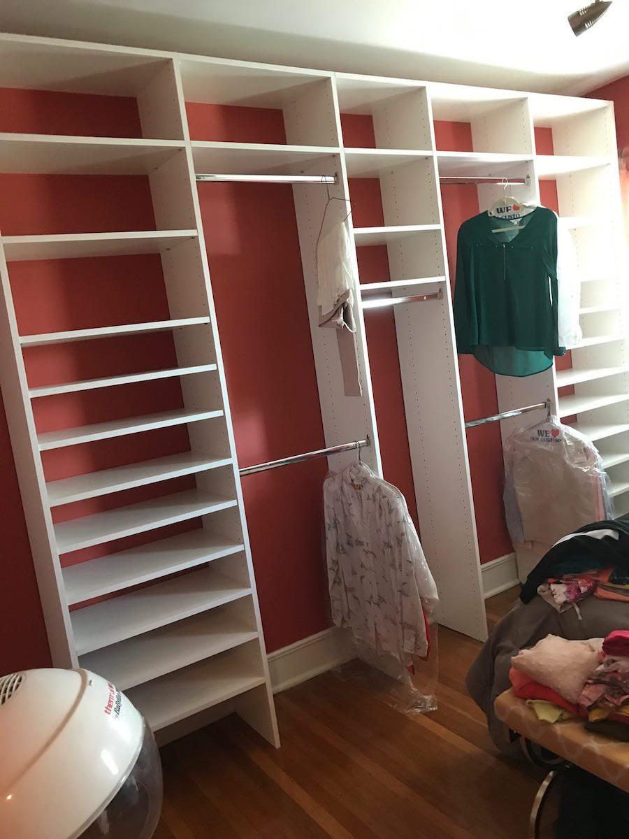 Captivating Bedroom Closet 9