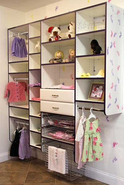 Sample Childrenu0027s Closets