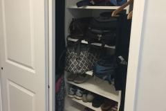 Phoenixville Custom Closet - After 6