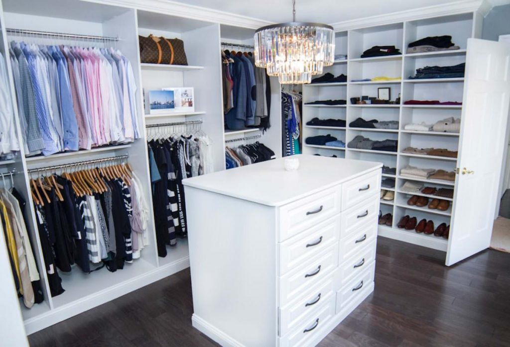 How To Maximize Closet Storage Space - Malvern closet
