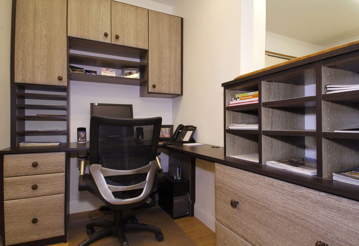 Custom office design