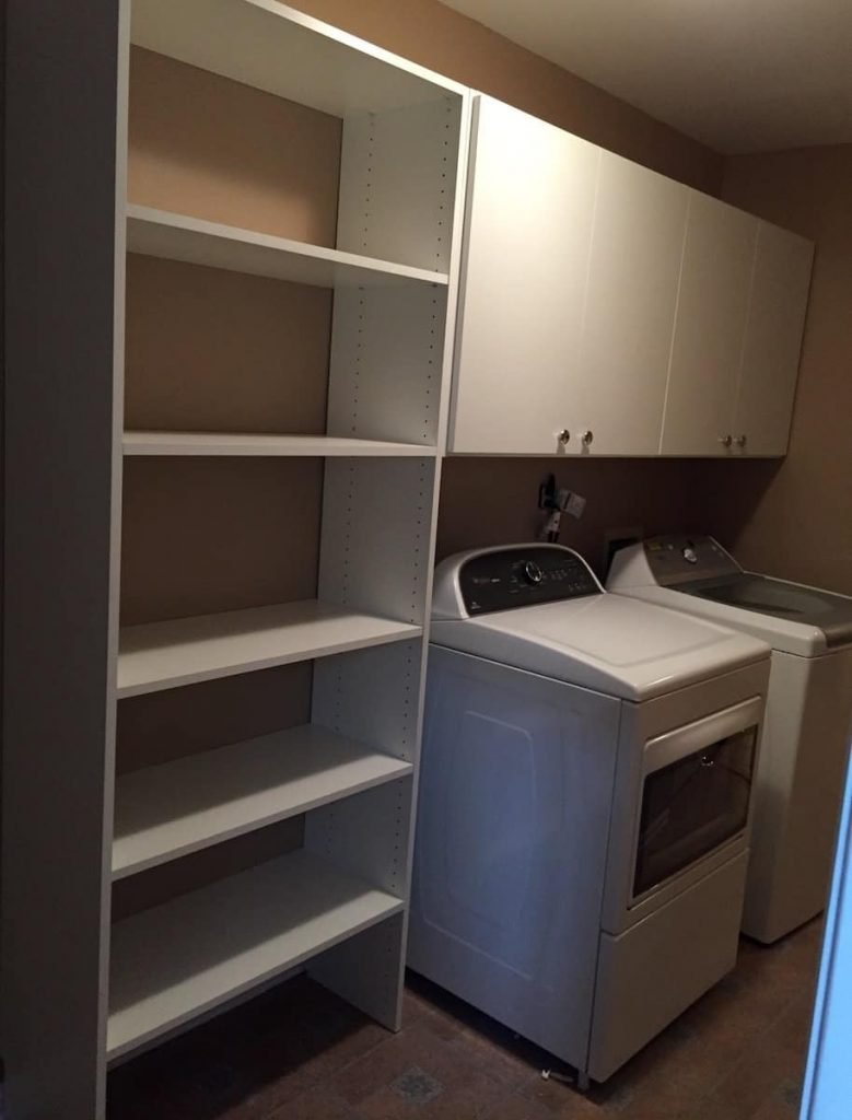 Royersford Custom Laundry Room