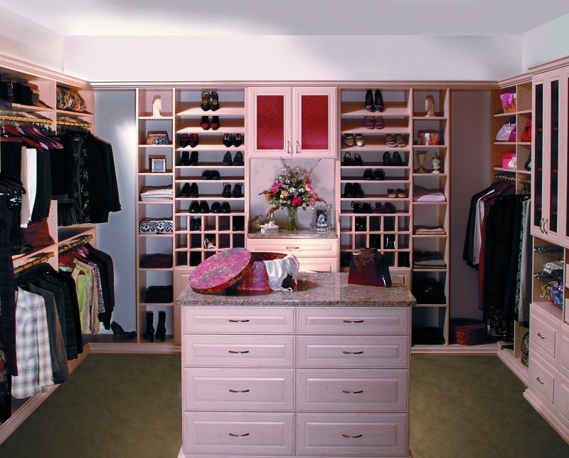 Maximize Storage Space how to maximize closet storage space | my custom closet