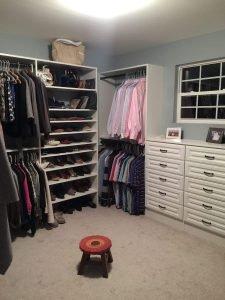 Phoenixville Custom Closet