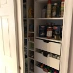 Blue Bell Custom Pantry