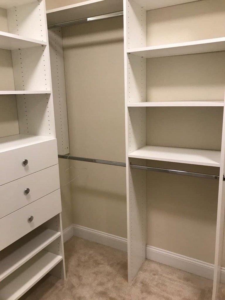 Collegeville Custom Closet