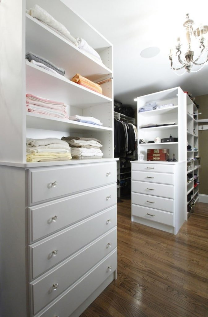 Benefits Of A Custom Closet