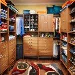 Narrow Closet Ideas 1