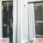 Closet Curtains 3